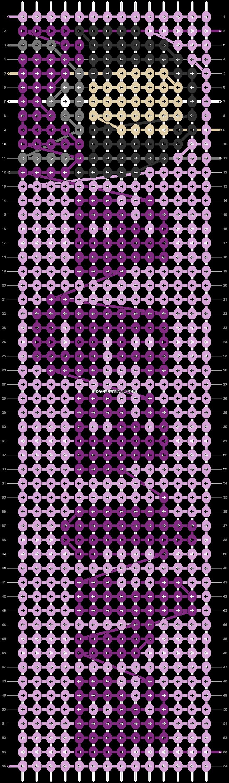 Alpha pattern #84789 pattern
