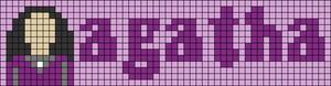 Alpha pattern #84789