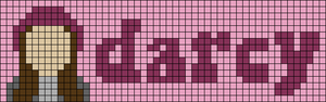 Alpha pattern #84791