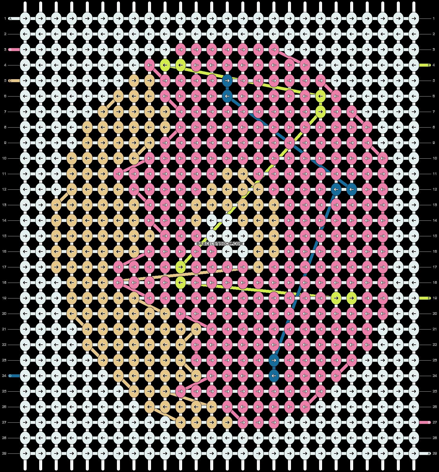 Alpha pattern #84792 pattern