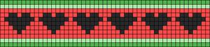 Alpha pattern #84796