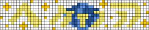 Alpha pattern #84822
