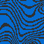 Alpha pattern #84827