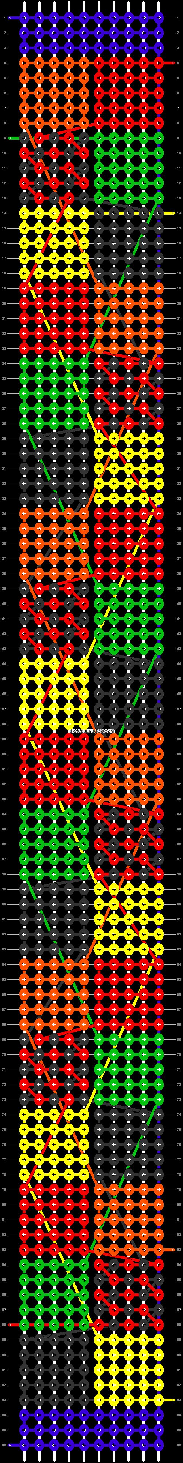 Alpha pattern #84832 pattern