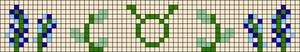 Alpha pattern #84834