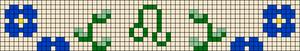 Alpha pattern #84835