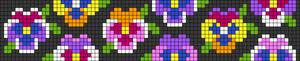Alpha pattern #84837