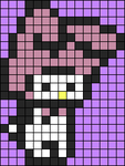 Alpha pattern #84847