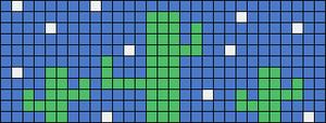 Alpha pattern #84848