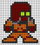 Alpha pattern #84875