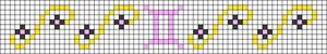 Alpha pattern #84878