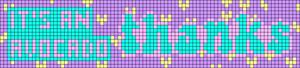 Alpha pattern #84884