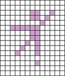 Alpha pattern #84885