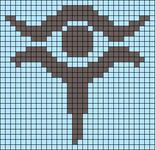 Alpha pattern #84887