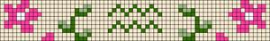 Alpha pattern #84888