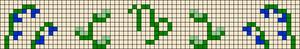 Alpha pattern #84889