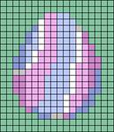 Alpha pattern #84892