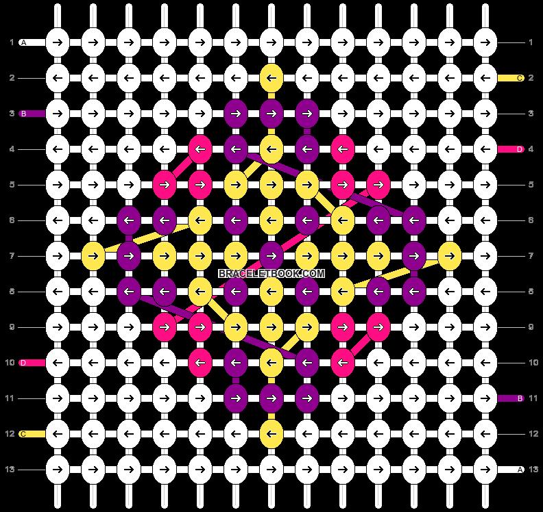 Alpha pattern #84896 pattern