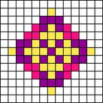 Alpha pattern #84896