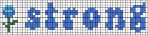 Alpha pattern #84897