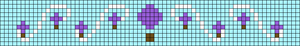 Alpha pattern #84909