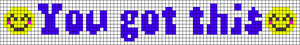 Alpha pattern #84913