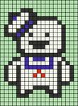 Alpha pattern #84914