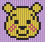 Alpha pattern #84916