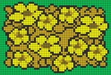 Alpha pattern #84918