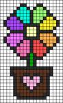 Alpha pattern #84925