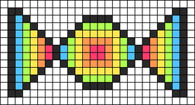 Alpha pattern #84926