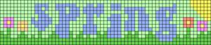 Alpha pattern #84944