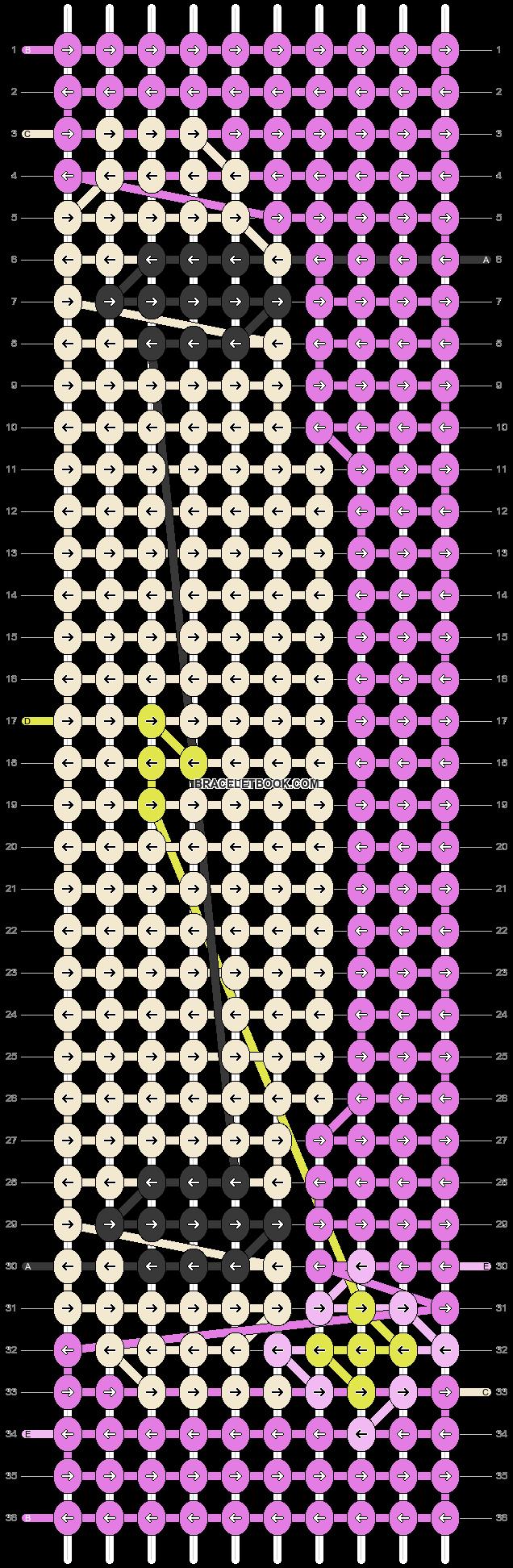 Alpha pattern #84945 pattern