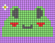 Alpha pattern #84950