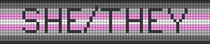 Alpha pattern #84956