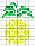 Alpha pattern #84971