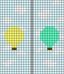 Alpha pattern #84976