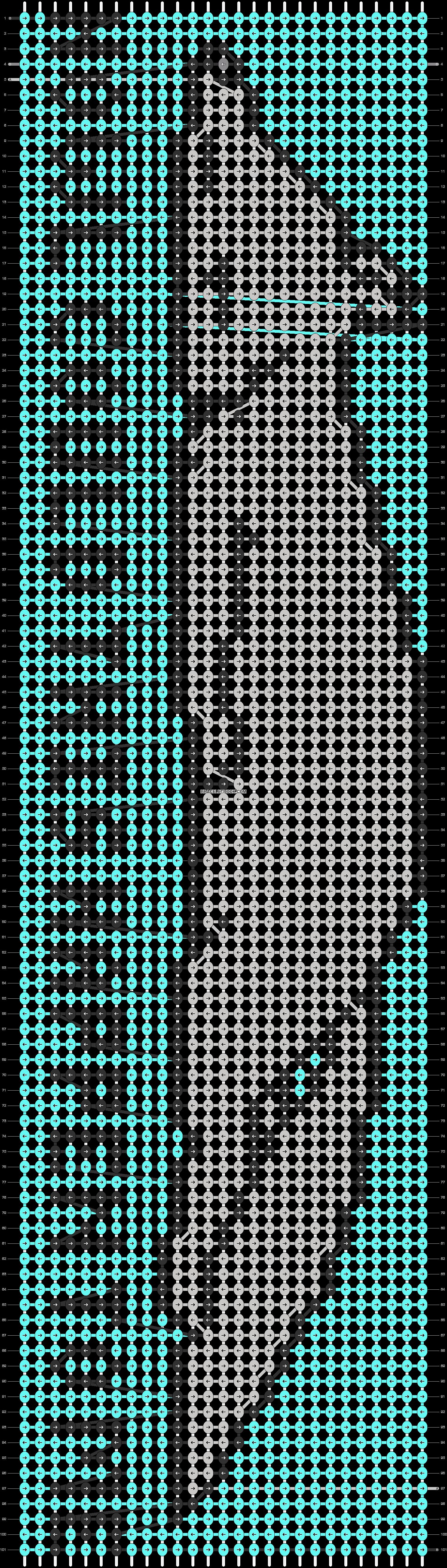 Alpha pattern #84996 pattern