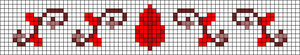 Alpha pattern #85013