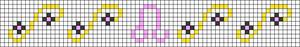 Alpha pattern #85023