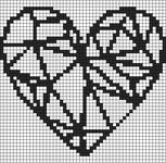 Alpha pattern #85029
