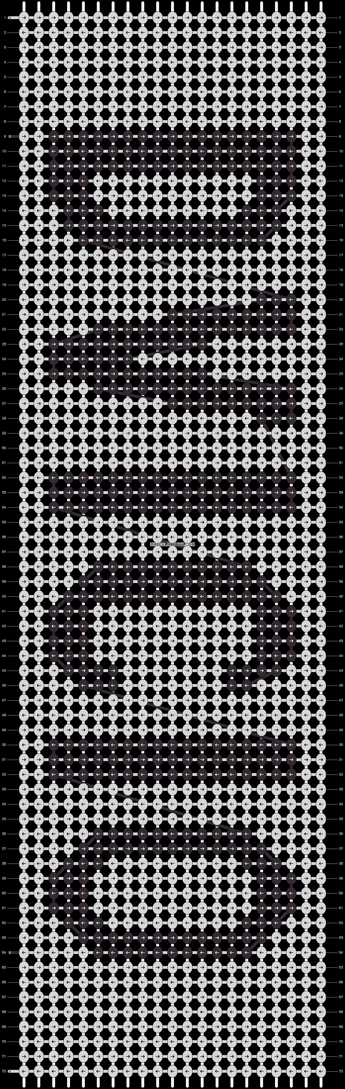 Alpha pattern #85035 pattern