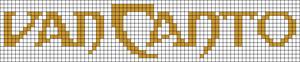 Alpha pattern #85040