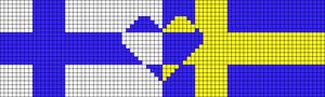 Alpha pattern #85061
