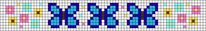 Alpha pattern #85072