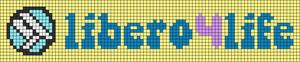 Alpha pattern #85088