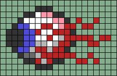 Alpha pattern #85106