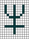 Alpha pattern #85108