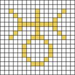 Alpha pattern #85115