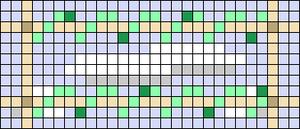 Alpha pattern #85116